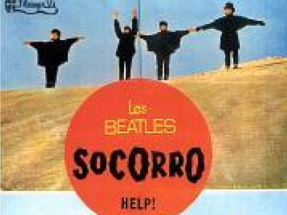 Un cartel de la película 'Help'.