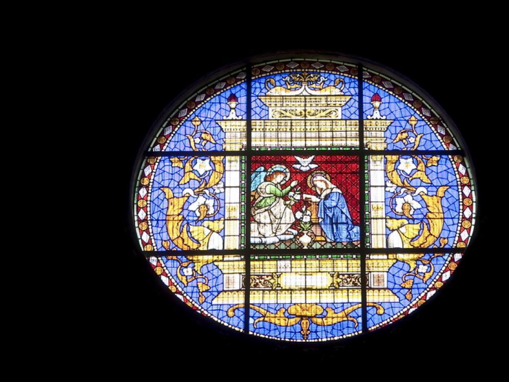 La catedral de Tarazona ha recuperado su esplendor original