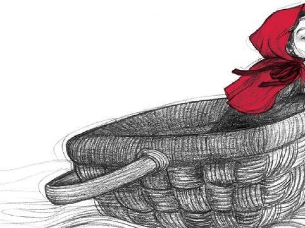 Caperucita roja vista por Noemí Villamuza