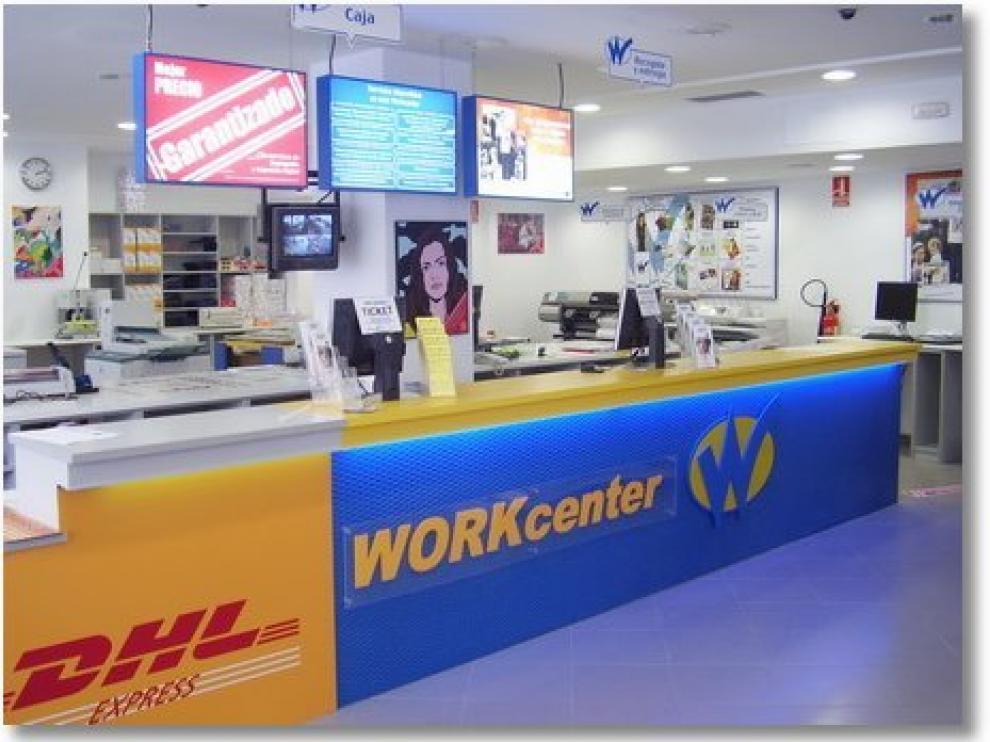 Los 'workcenter' ofrecen oficinas equipadas
