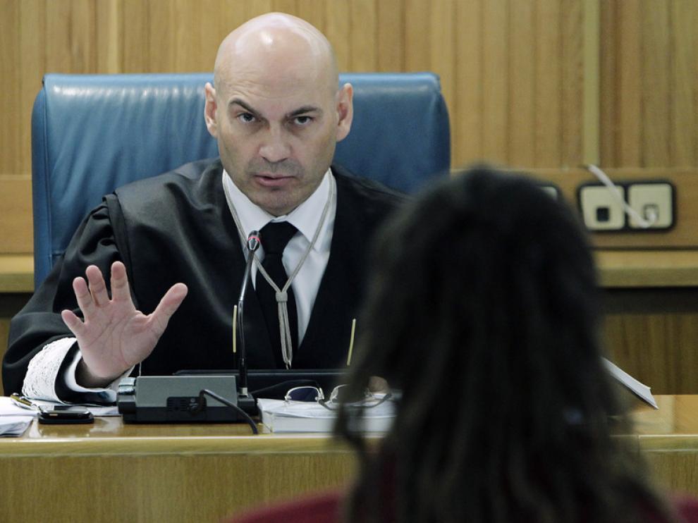 El juez de la Audiencia Nacional Javier Gómez Bermúdez