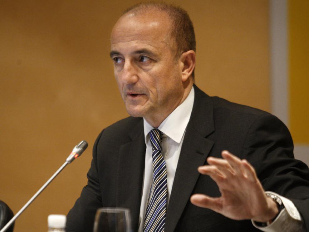 Miguel Sebastián, ministro de Industria.