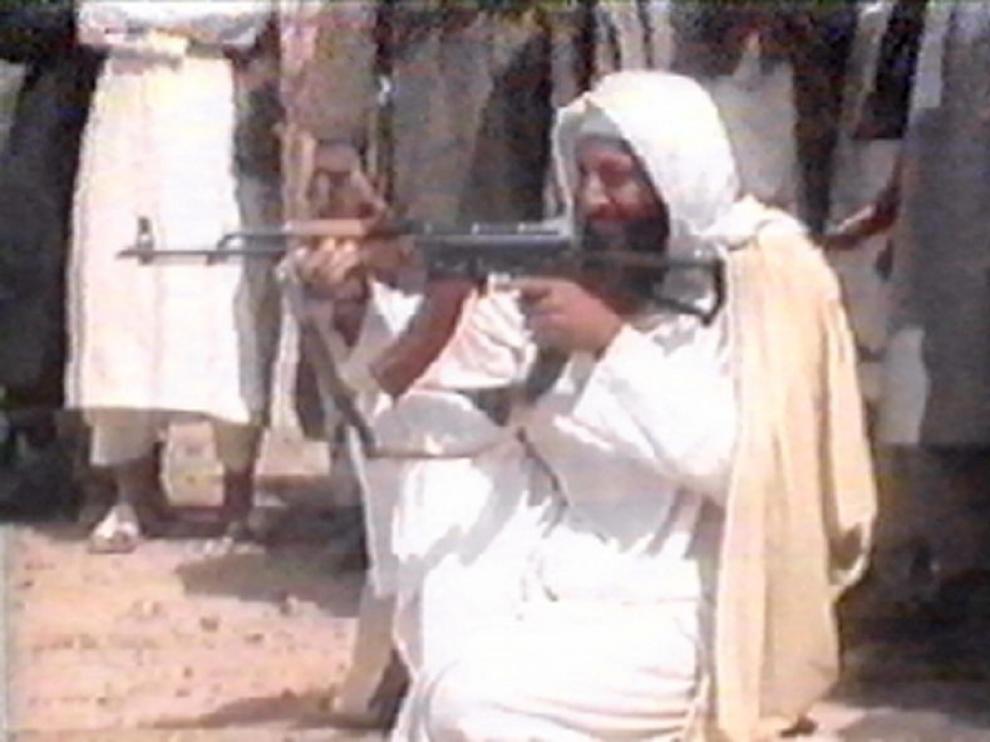 Bin Laden, en una imagen de 1998