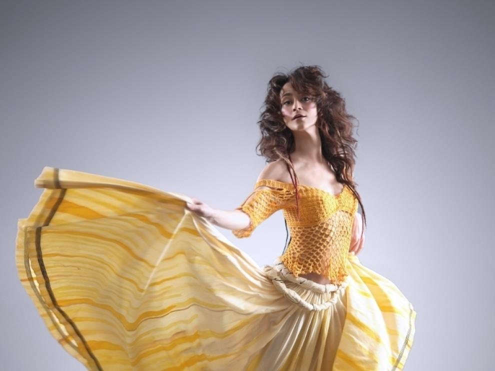 Carmen París actuará en el Teatro Principal.