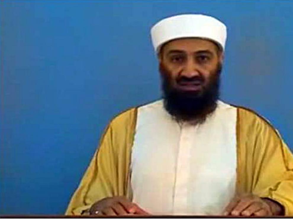El terrorista Bin Laden en una imagen facilitada por EE.UU.