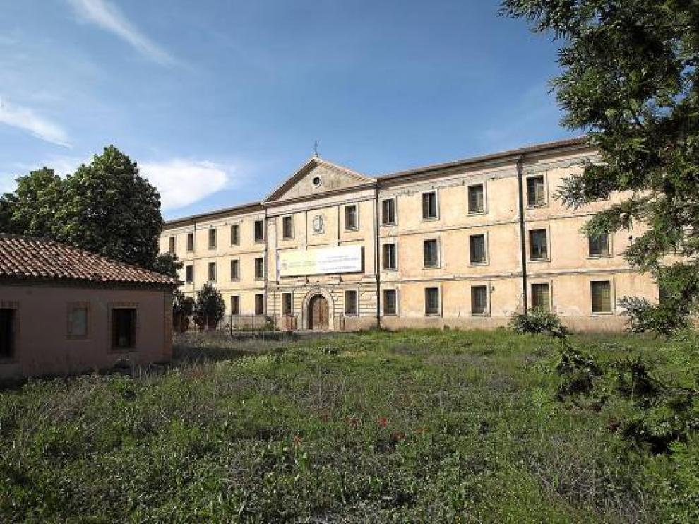El antiguo orfanato, donde se ubicará el museo, está en desuso desde hace dos décadas.