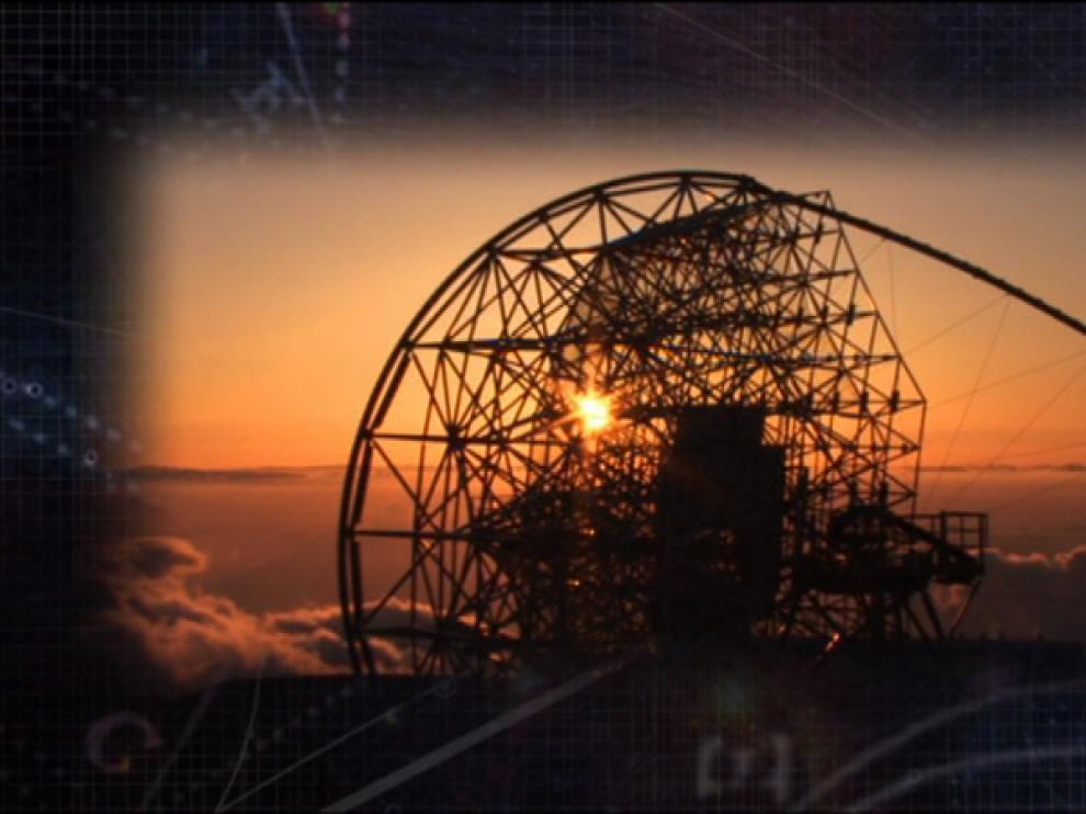 Fotograma del documental 'Universo Extremo'