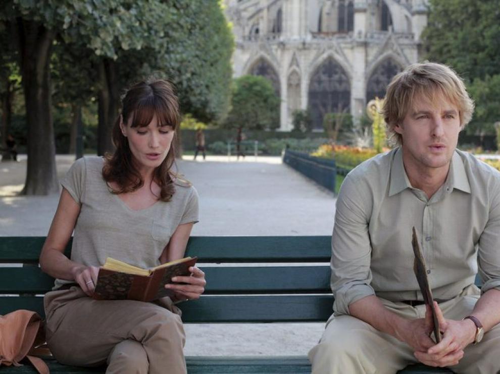 Fotograma de la película 'Midnight in Paris'