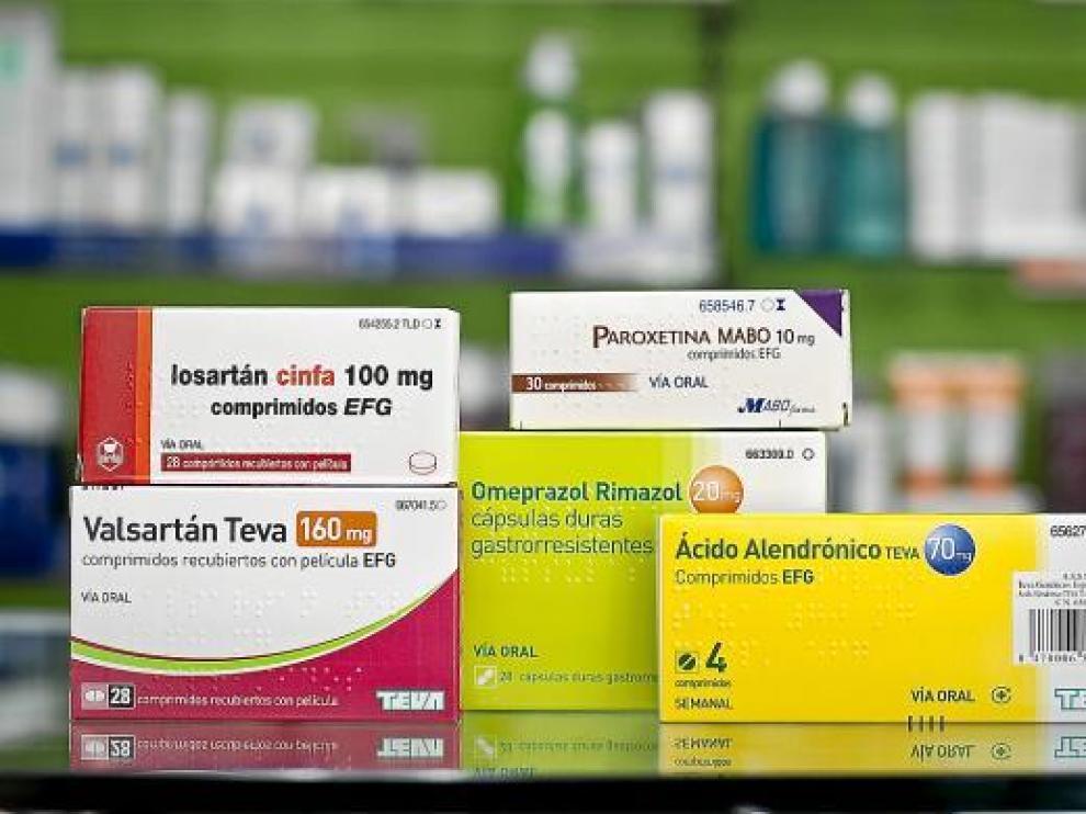 A partir de ahora los médicos recetarán más fármacos genéricos del grupo de los antidepresivos.