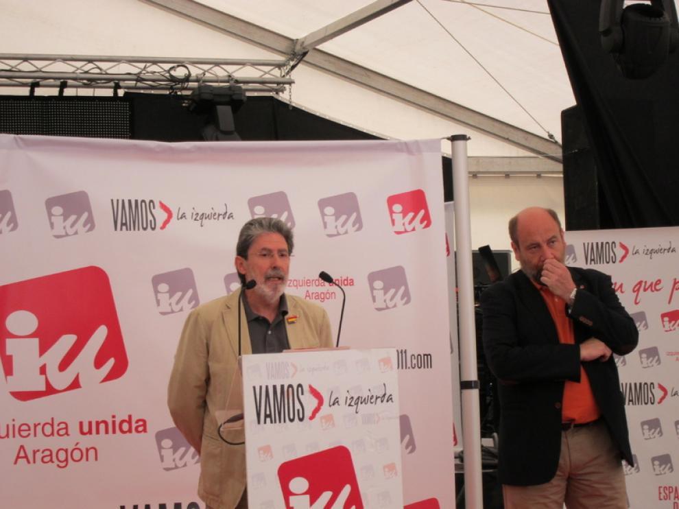 Adolfo Barrena, en una foto de archivo.