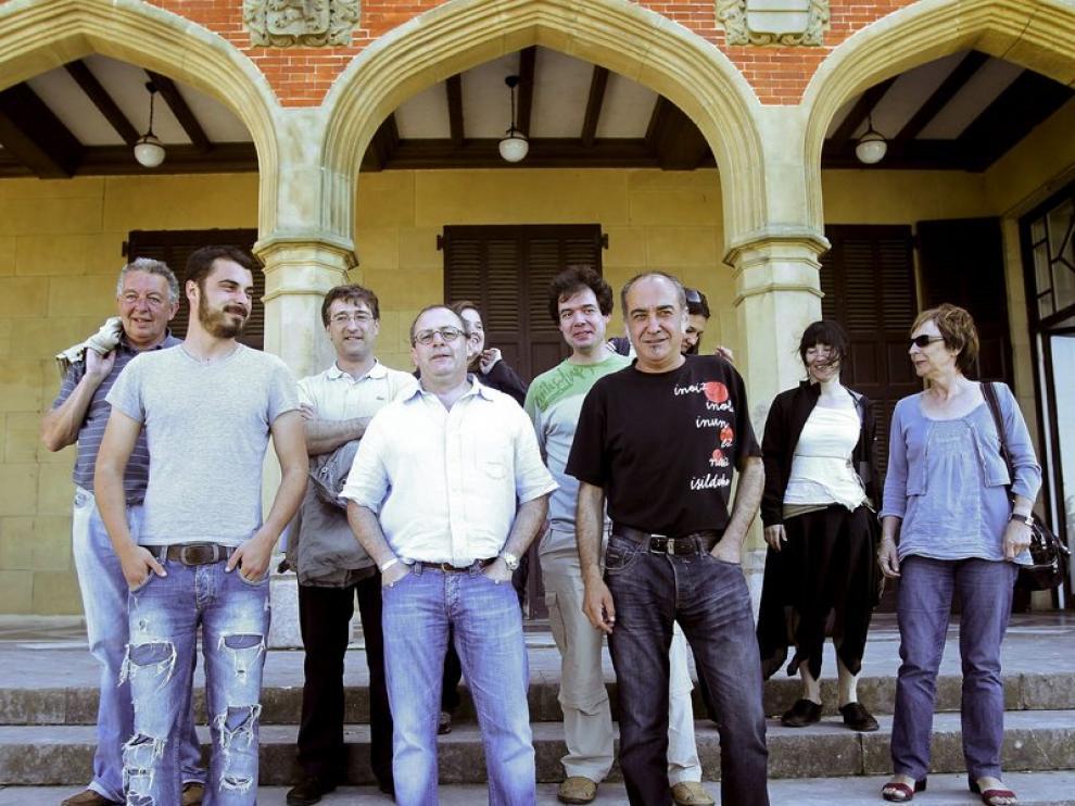 Martin Garitano y Juan CArlos Izaguirre se reunirán con los partidos políticos para gorbernar en Guipúzcoa.