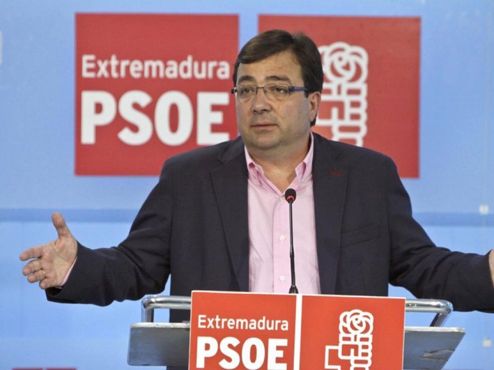 Guillermo Fernández Vara en una imagen de archivo.