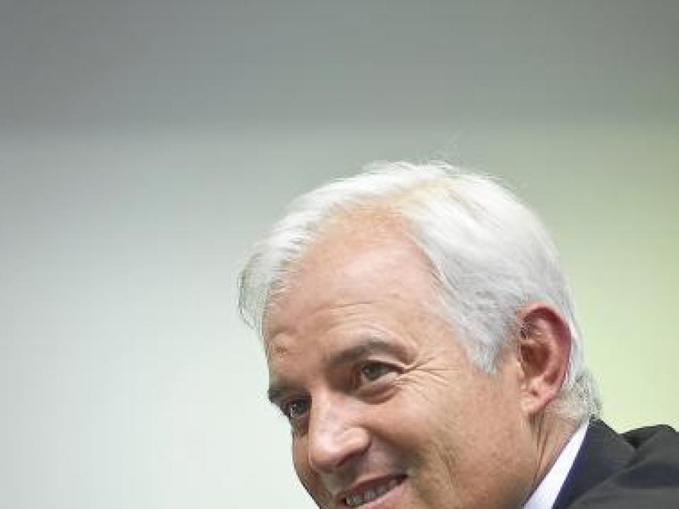 Eloy Suárez, en una imagen de archivo