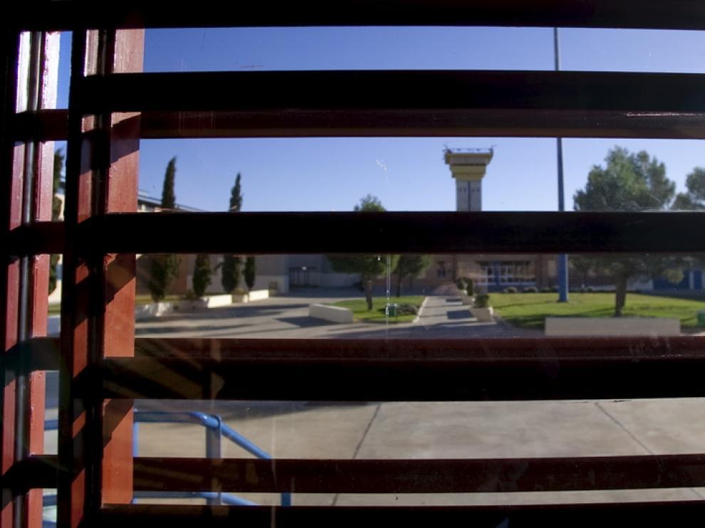 La cárcel de Zuera