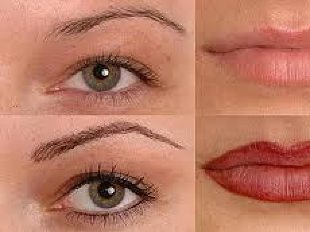 Los tatuajes faciales son una opción muy demandada para cejas y labios