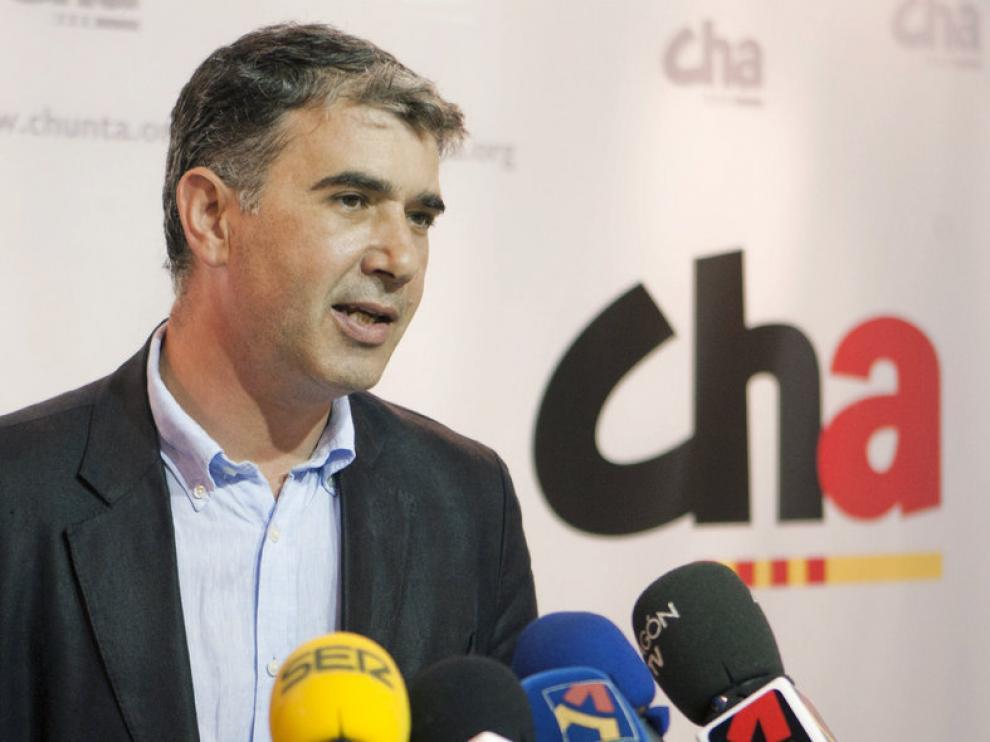 Juan Martín, de CHA