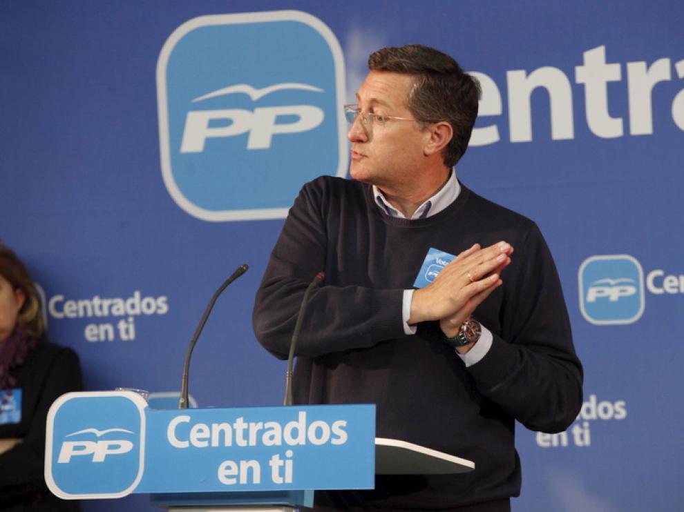 Manuel Blasco, alcalde de Teruel