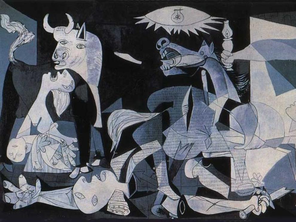 Imagen del 'Guernica' de Picasso