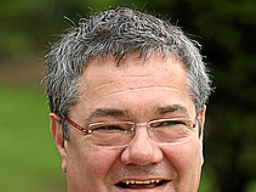 Antonio Torres, presidente del PP en Huesca y portavoz popular en las Cortes.
