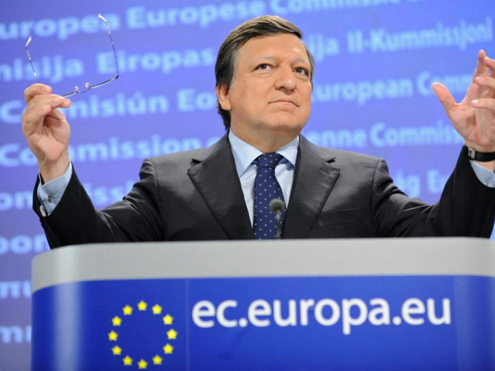 El presidente de la Comisión Europea, José Manuel Durao Barroso, este martes