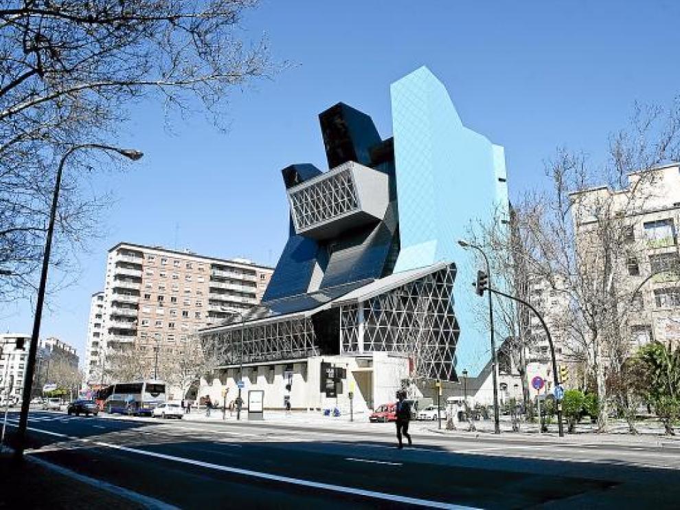 Uno de los contratos que se investiga es el de las obras de reforma del museo Pablo Serrano.