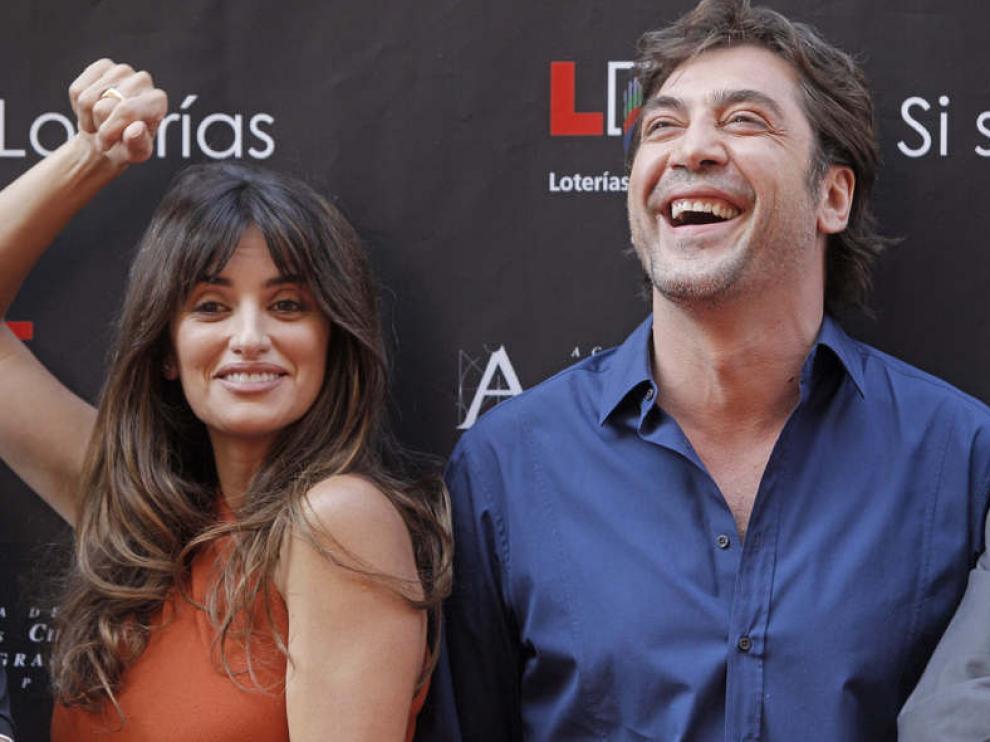 Penélope Cruz y su marido, Javir Bardem, un matrimonio con estrella