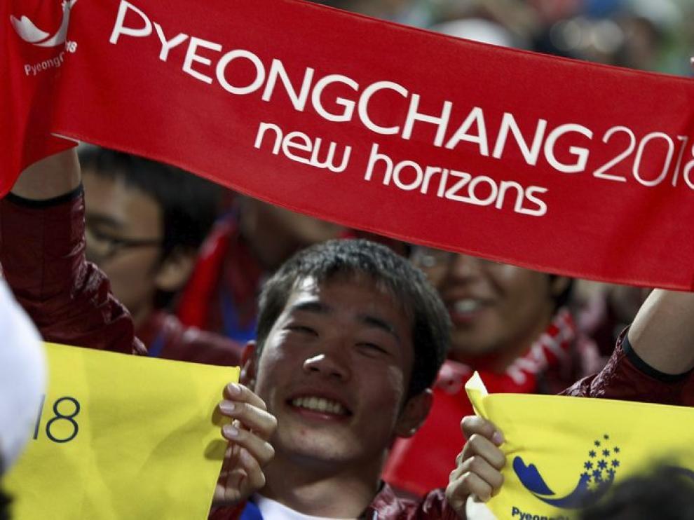 PyeongChang organiza los Juegos Olímpicos de Invierno de 2018