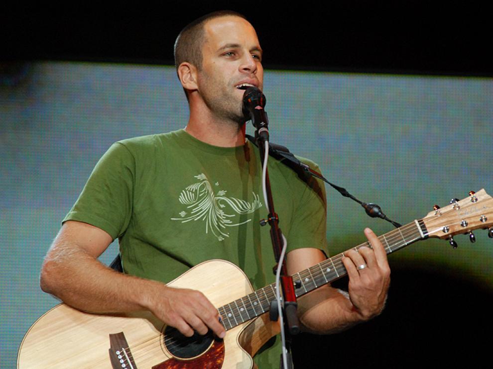 El cantante hawaiano Jack Johnson en una imagen de archivo