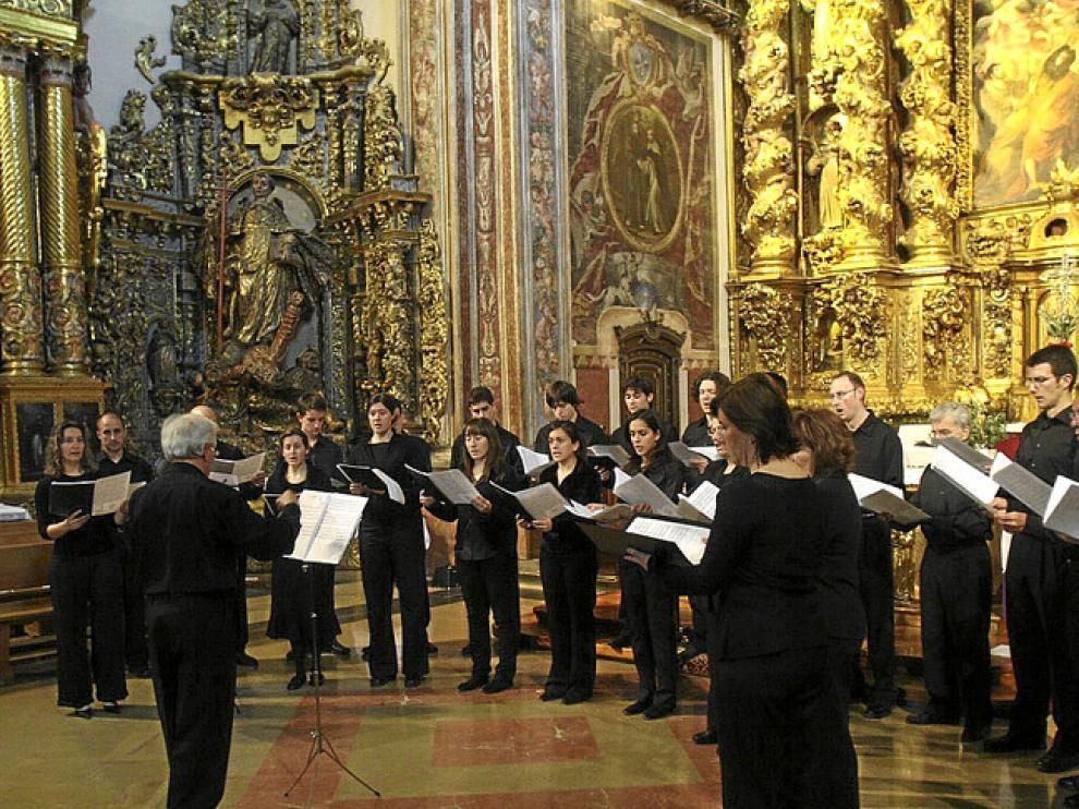 Imagen de archivo de otro concierto del Festival de Ribagorza.