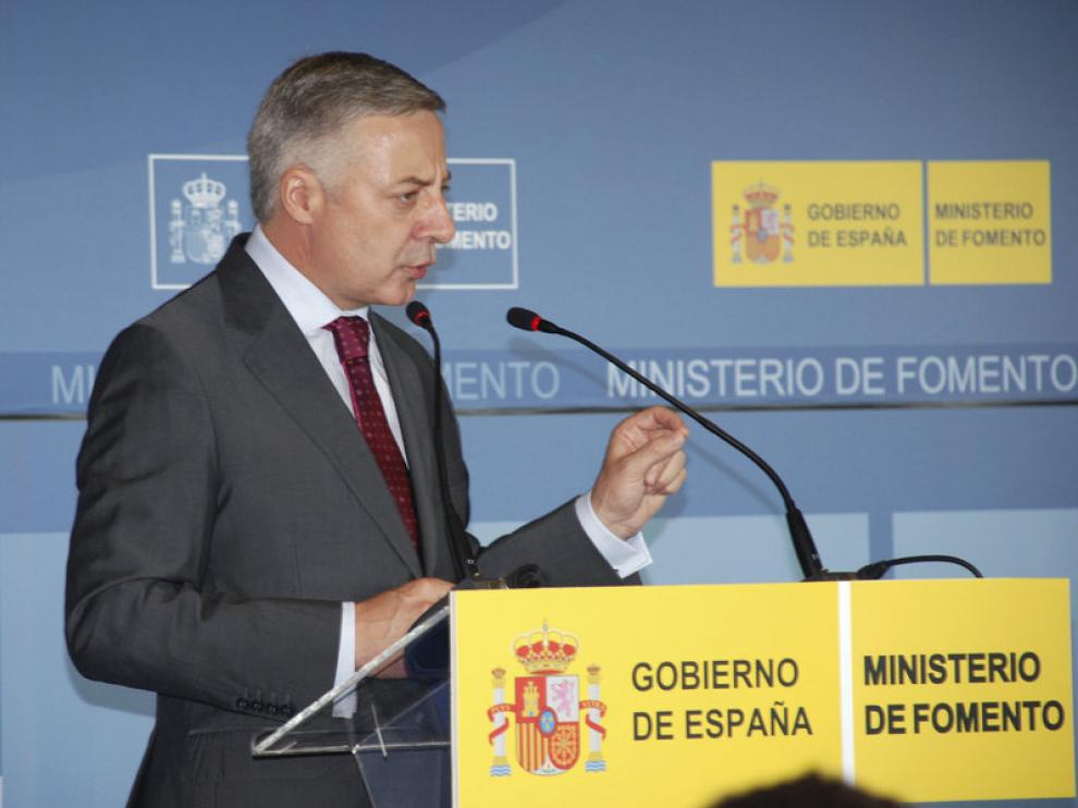José Blanco, en una imagen de archivo