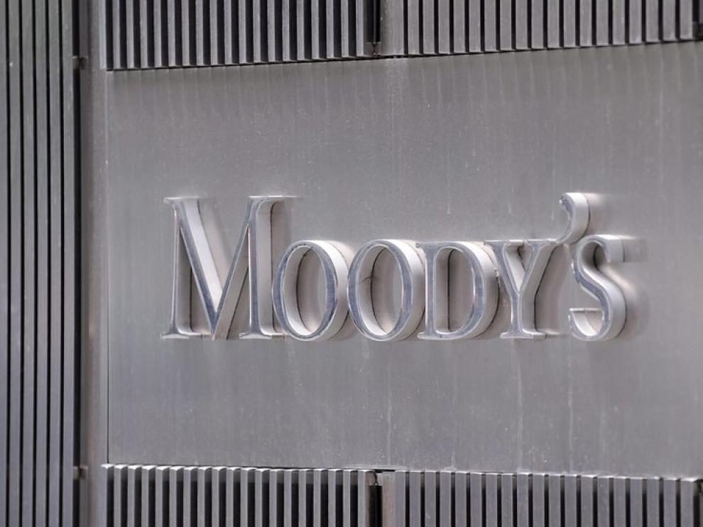 Logotipo de la agencia Moody's