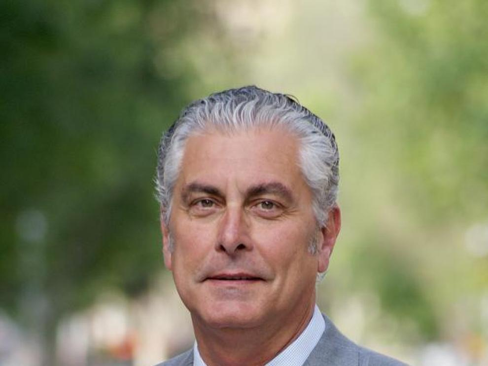 Antonio Suárez Oriz, portavoz de Hacienda del PP en las Cortes de Aragón.