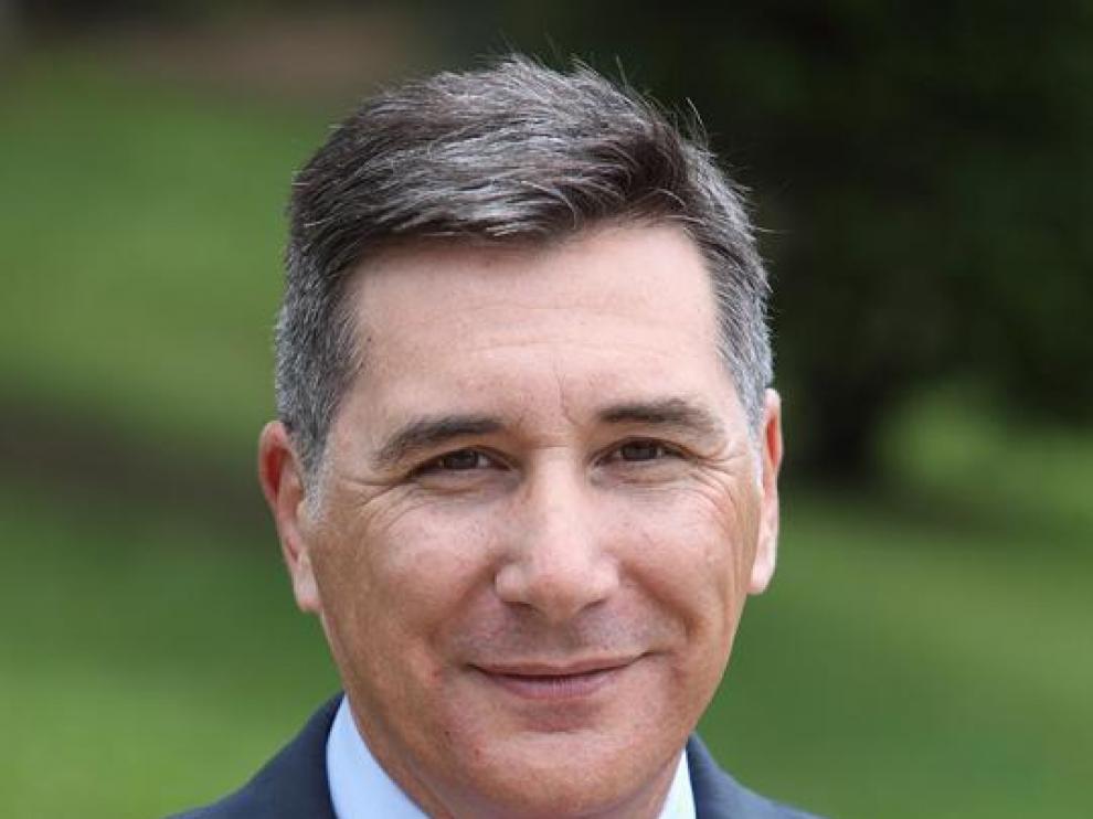 Ricardo Oliván Bellosta,en una foto de archivo.