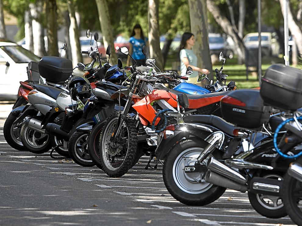 Todos los tipos de motos sufren caídas en las ventas