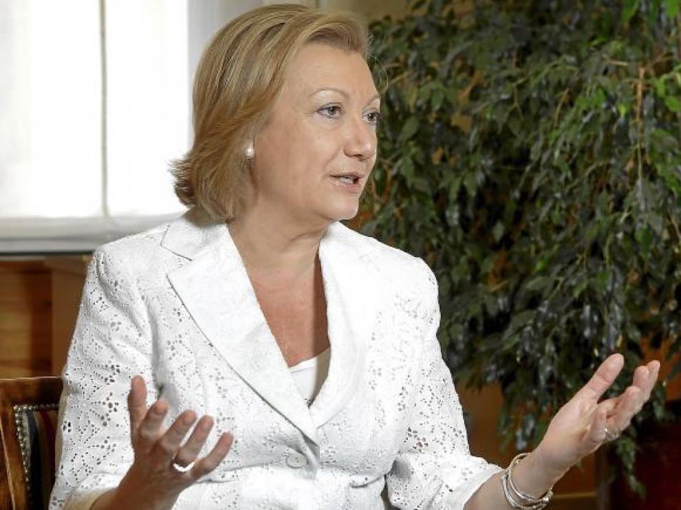 Luisa Fernanda Rudi.