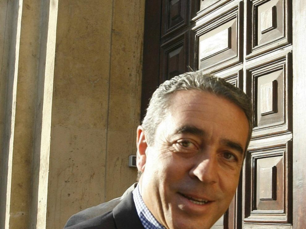 El ex vicepresidente de la Generalitat valenciana Víctor Campos