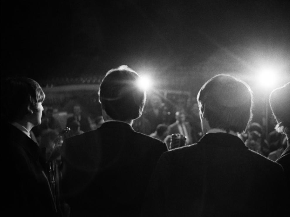 Imagen de los Beatles