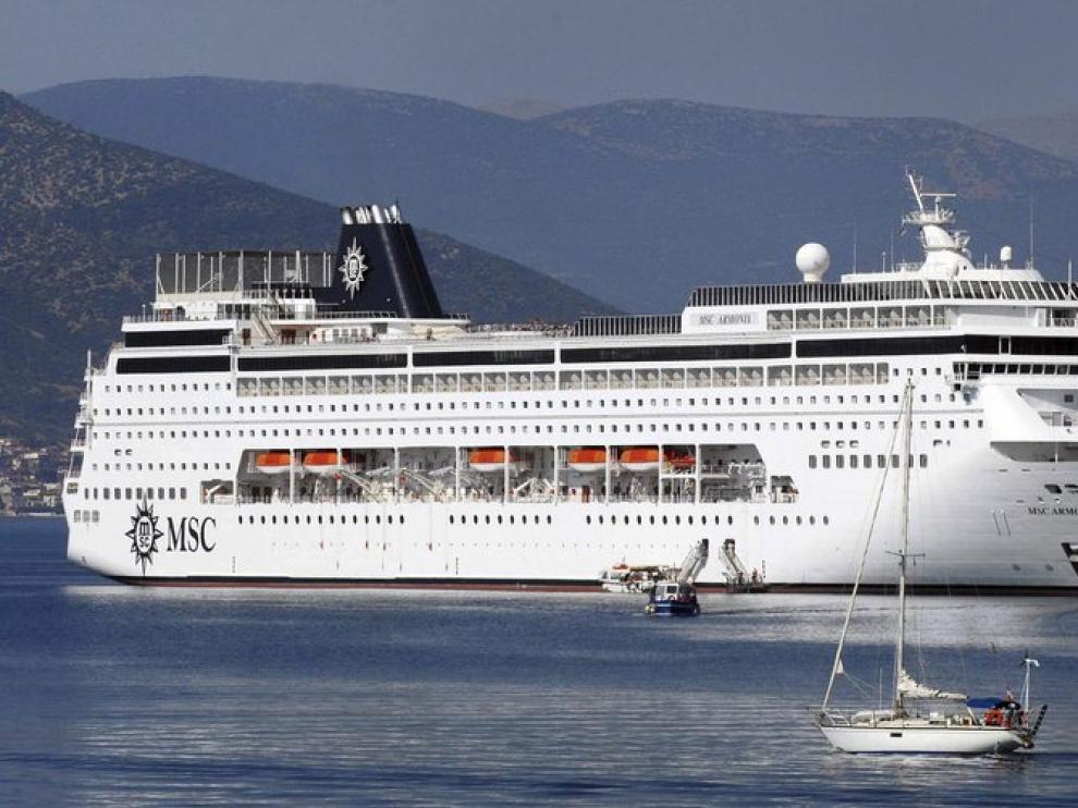 Los cruceros son el destino favorito para los aragoneses en verano