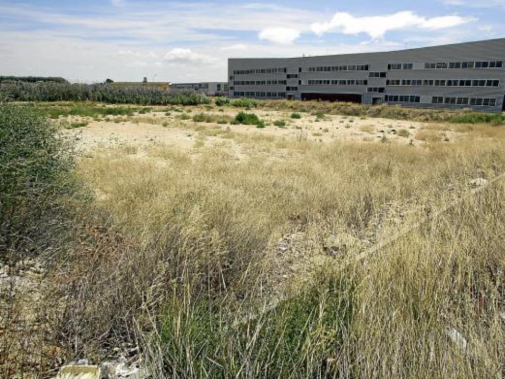 Los laboratorios se construirán en una parcela detrás de los institutos de investigación