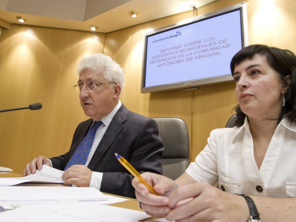 El Justicia de Aragón, Fernando García Vicente