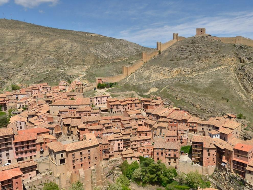 Albarracín en 360 grados