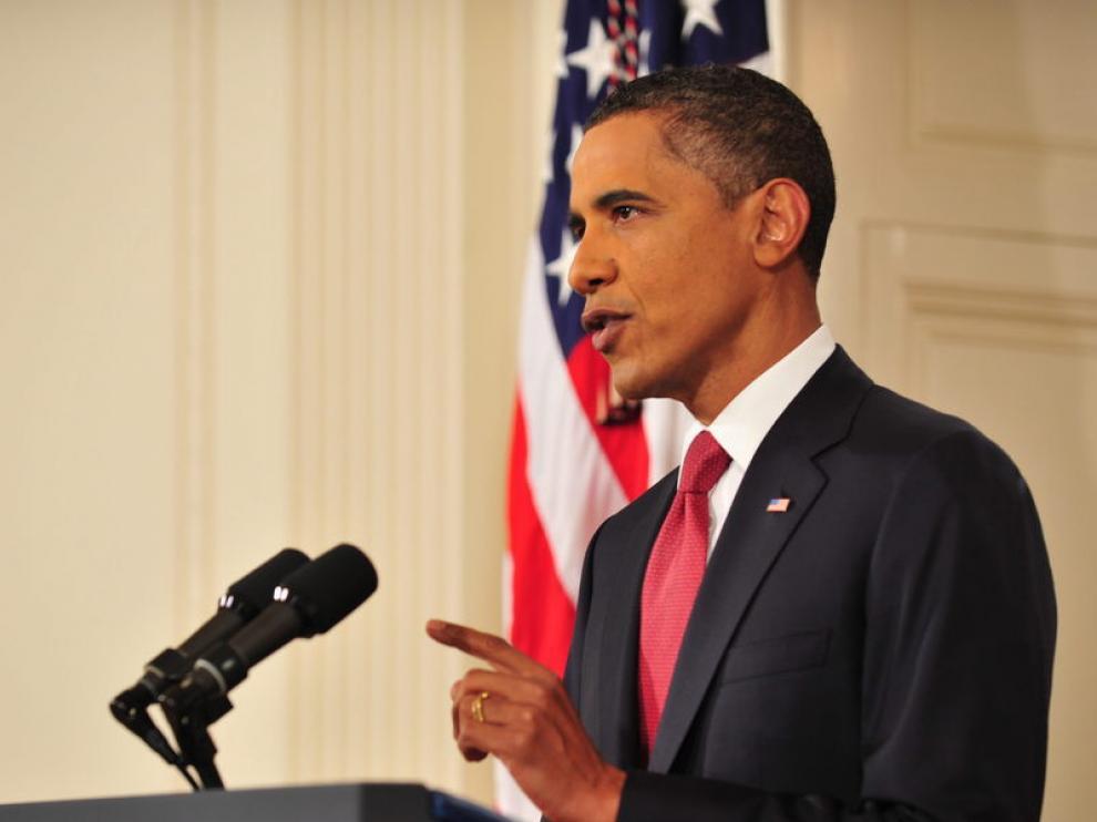El líder estadounidense habla a los ciudadanos sobre el riesgo de no alcanzar un acuerdo.