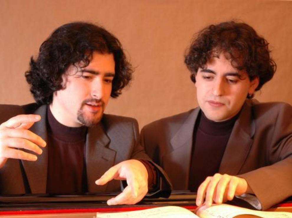 Los hermanos Moreno Gistaín.