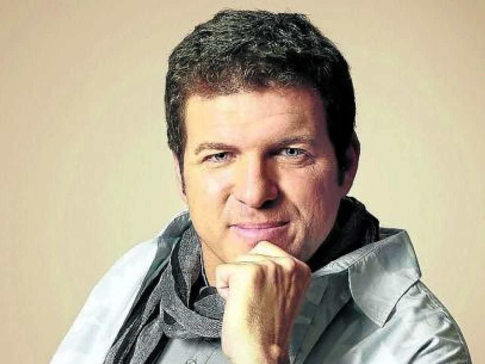 Mario Picazo asegura que prefiere los 70 bajo cero que los 45 a la sombra