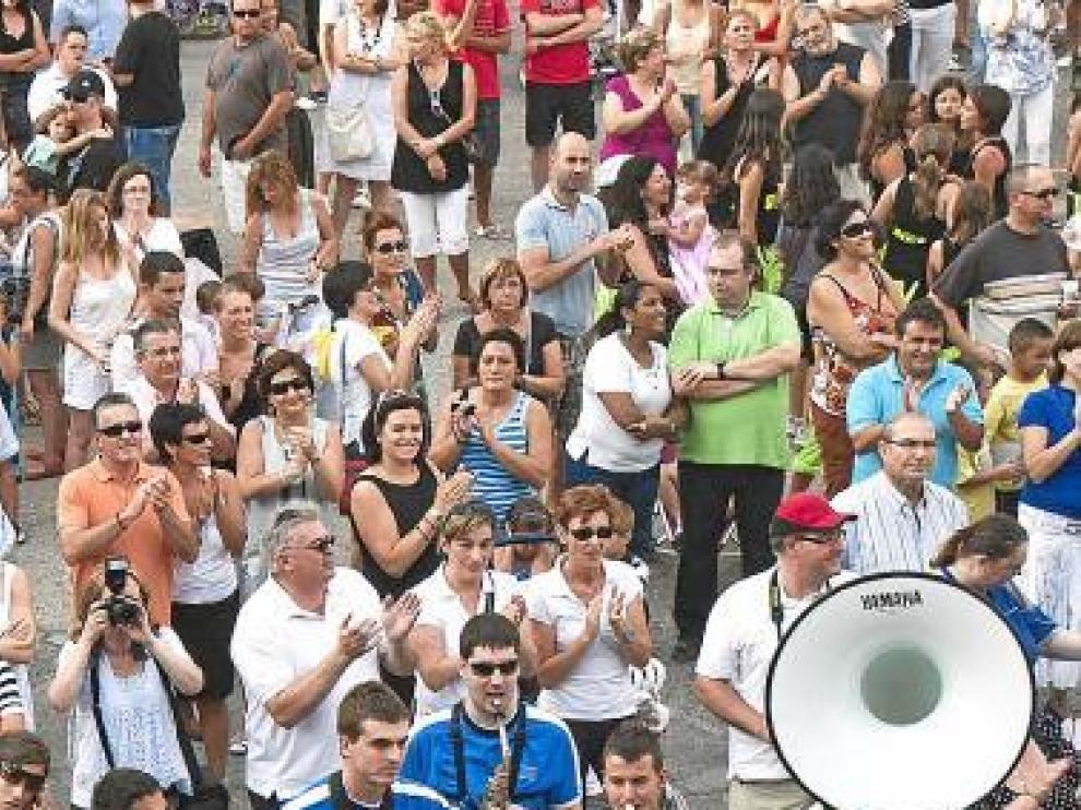 Villanueva de Gállego empezará este sábado sus actos festivos