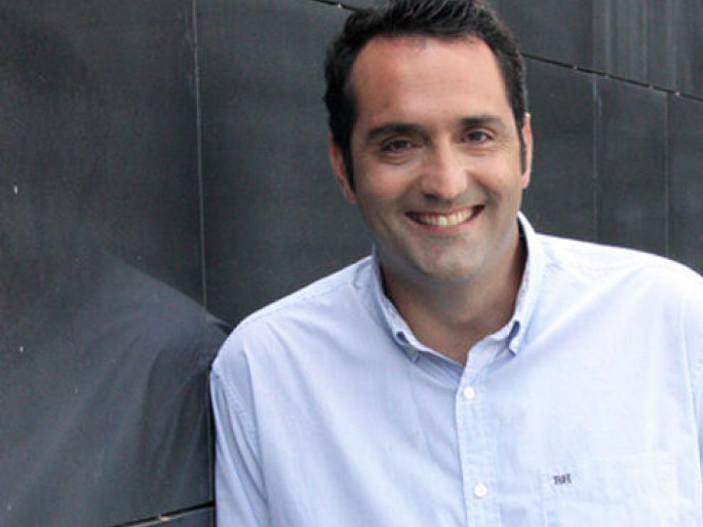 Curro Valos, presentador de 'Ajuste de cuentas'
