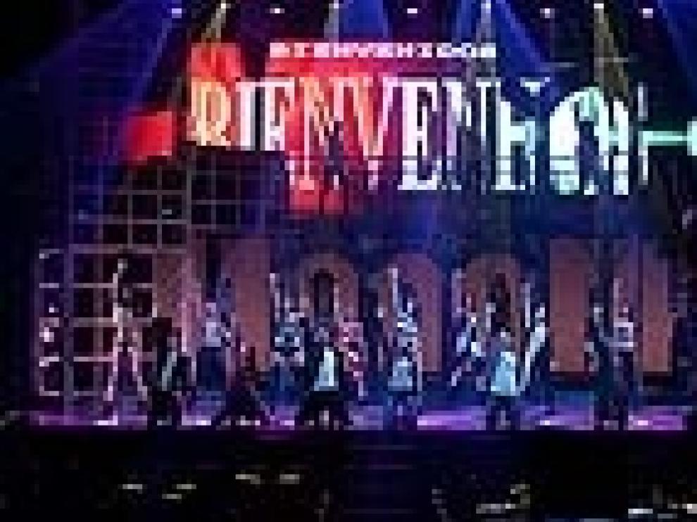 '40 El Musical' se representará en el Teatro Principal de Zaragoza la próxima temporada