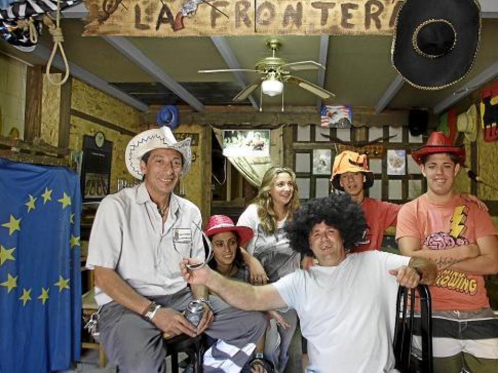 Villanueva recupera los actos más populares y el peso de las peñas