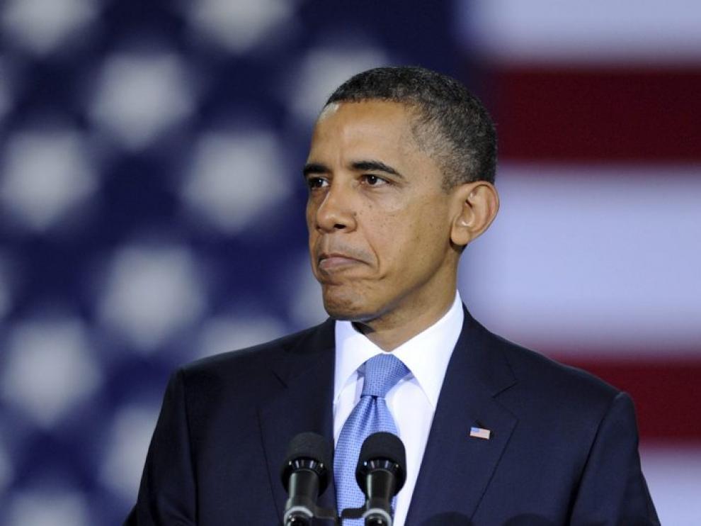 Obama, en un acto público este viernes