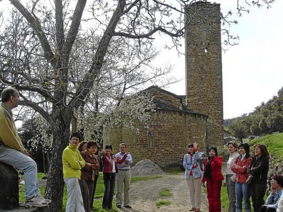 Visita a San Juan de Toledo.